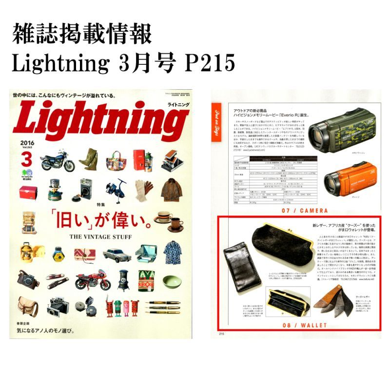 Lightning 3月号