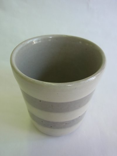 画像2: 山根窯 筒湯呑