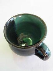画像4: 牛ノ戸焼 染分モーニングカップ (4)