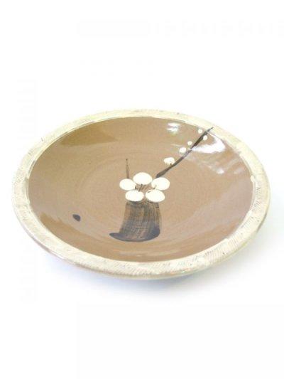 画像1: 牛ノ戸焼 梅皿 (8寸)