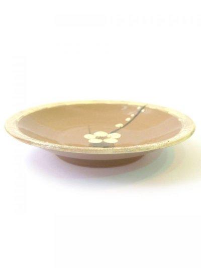 画像2: 牛ノ戸焼 梅皿 (8寸)