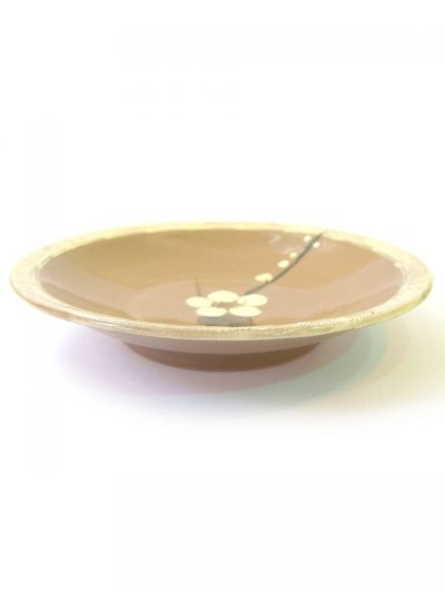画像3: 牛ノ戸焼 梅皿 (8寸)