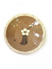 画像5: 牛ノ戸焼 梅皿 (8寸) (5)