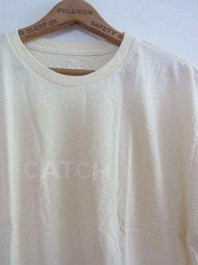画像2: ●grown in the sun  Tシャツ CATCH