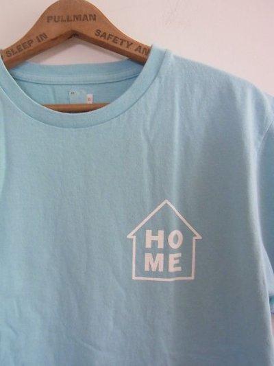 画像2: ●grown in the sun  Tシャツ HOME