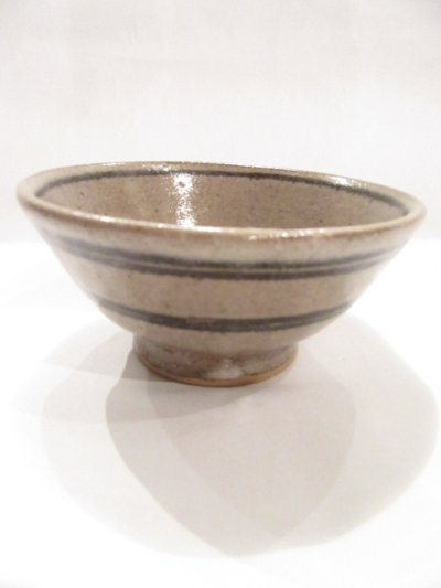 画像1: 山根窯 鐵絵小鉢
