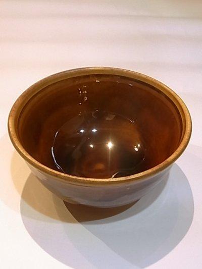 画像1: 出西窯 線紋鉢 5寸