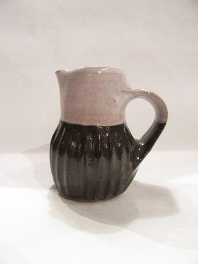 画像1: 山根窯 ミルクピッチャー