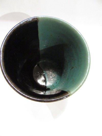 画像2: 牛ノ戸焼 染分フリーカップ