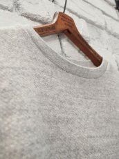 画像5: ●SEA SALT  吊り編み裏毛 スウェット (5)