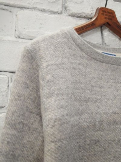 画像2: ●SEA SALT  吊り編み裏毛 スウェット