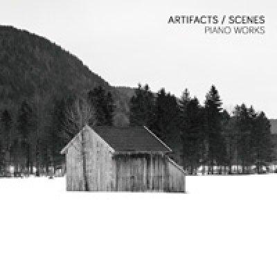 """画像1: 【CD】Tobias Wilden """"Artifacts/Scenes - Piano Works"""""""