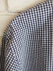 画像4: SUNSHINE+CLOUD ミッドウエストギンガムチェックシャツ (4)