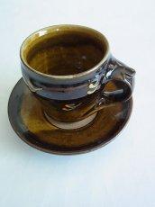 画像3: 山根窯 コーヒーカップ (3)