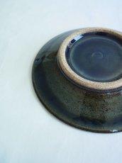画像5: 出西窯 縁鉄砂皿(4.5寸) (5)
