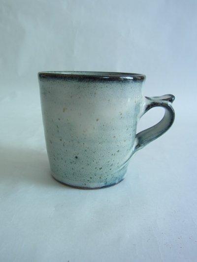 画像1: 湯町窯 手付きカップ