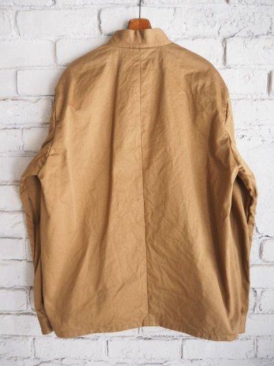画像3: YAECA WRITE(174106) スタンドカラージャケット