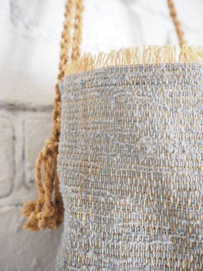 画像2: F/style シナのさき織りバッグ