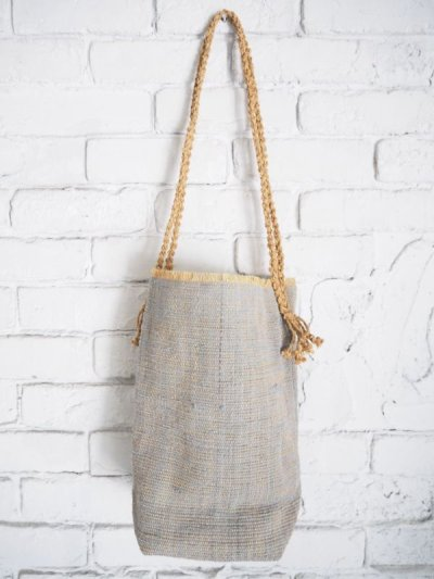 画像1: F/style シナのさき織りバッグ