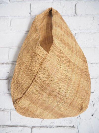 画像1: F/style シナ布の手さげ袋