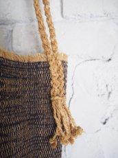画像5: F/style シナのさき織りバッグ (5)