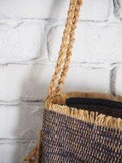 画像2: F/style シナのさき織りバッグ (2)
