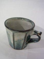 画像2: 湯町窯 切立面取りカップ (2)