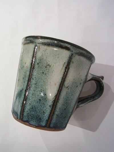 画像3: 湯町窯 切立面取りカップ