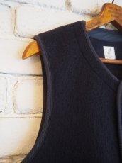 画像2: ANATOMICA BB CLOTH VEST (BB クロスベスト) (2)