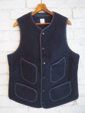 画像1: ANATOMICA BB CLOTH VEST (BB クロスベスト) (1)