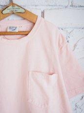 画像2: orSlow ポケットTシャツ (2)