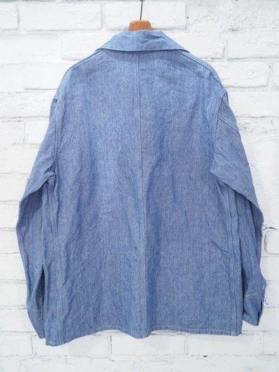 画像3: COMOLI シャンブレ―1938ジャケット