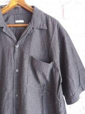 画像4: COMOLI ベタシャンオープンカラーシャツ (4)