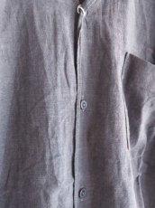 画像5: COMOLI ベタシャンオープンカラーシャツ (5)