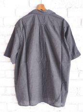 画像6: COMOLI ベタシャンオープンカラーシャツ (6)