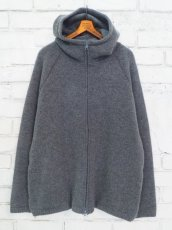画像1: ●grown in the sun zip up hood (1)