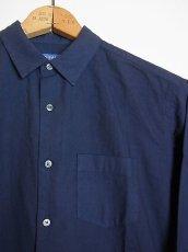 画像2: ●SEA SALT  ロングシャツドレス (2)
