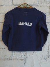"""画像4: ●grown in the sun キッズ L/S Tシャツ """"ALOHA-MAHALO"""" (4)"""