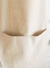 画像2: ● F/style 亀田縞のエプロン (2)