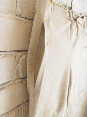 画像2: ● F/style 「亀田縞のパンツ」/細身 (2)