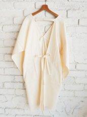画像5: ● F/style 亀田縞のかっぽう着(丈長) (5)