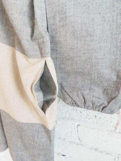画像3: ● F/style 亀田縞のかっぽう着