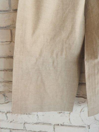 画像3: ● F/style 亀田縞のワイドパンツ(薄地)