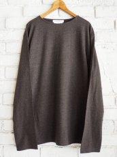 画像1: YAECA CONTEMPO L/S Tシャツ (1)