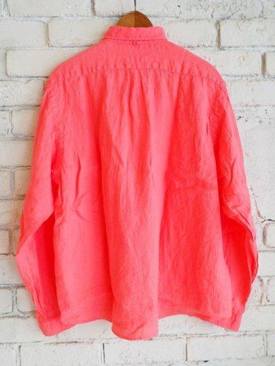 画像3: SUNSHINE+CLOUD カンクリーニ リネン スリップオンシャツ