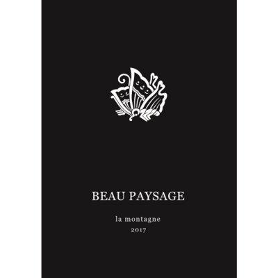画像1: 【CD】BEAU PAYSAGE la montagne 2017 (CD BOOK)