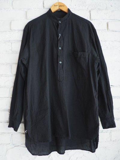画像1: COMOLI ベタシャンプルオーバーシャツ