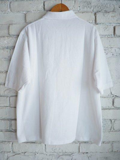画像3: COMOLI 鹿の子半袖ポロシャツ