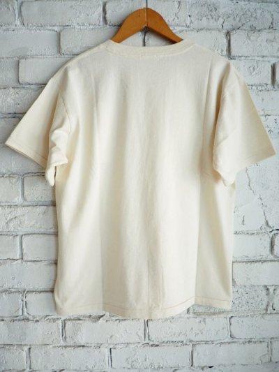 画像3: COMOLI 空紡天竺半袖クルーTシャツ