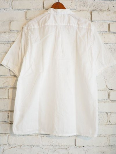 画像3: COMOLI ベタシャンショートスリーブオープンカラーシャツ
